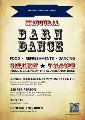 Inaugural Barn Dance